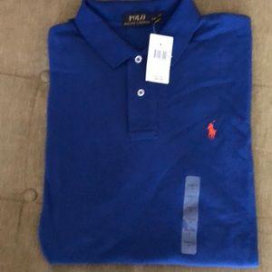 BNWT Men's Polo shirt